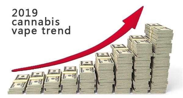 cannabis vape trend
