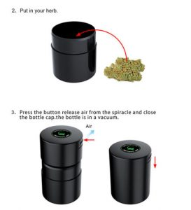 how to use container step 2