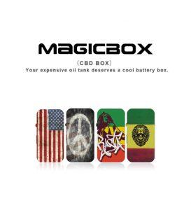 magicbox vaporizer patterns